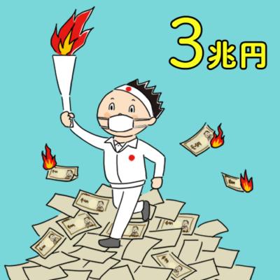東京オリンピックの開催経費|社会問題