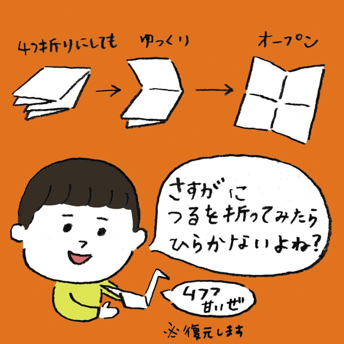 超すごい!メイドインジャパンのハイテク投票用紙!