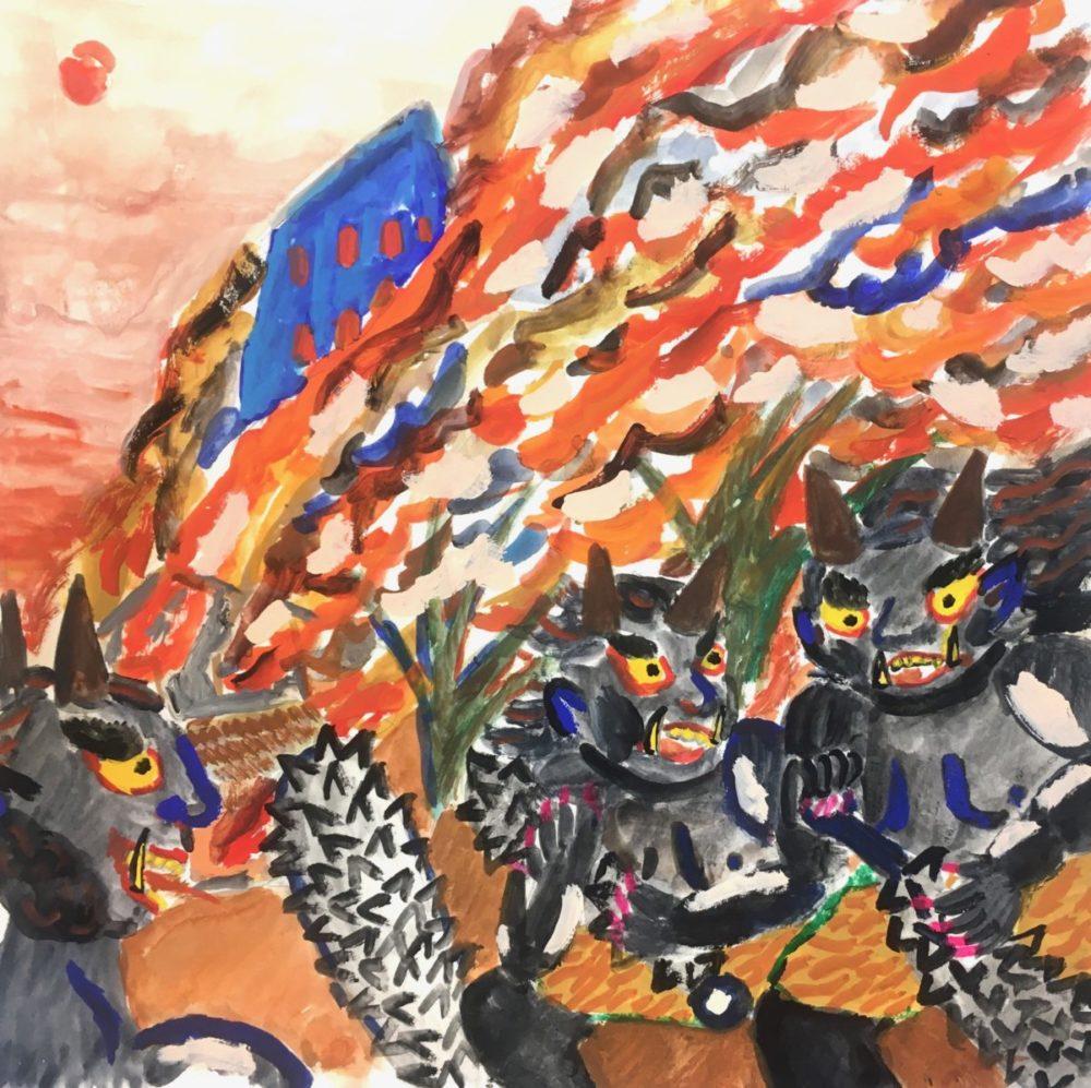 ニッポンのレイシズム 9月1日の悲劇から、 私たちは何を学ぶのか01