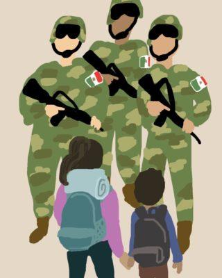 アメリカとメキシコ、国境の壁は実はもう出来ている?その1