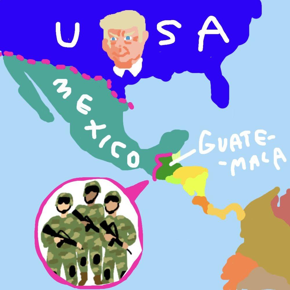 アメリカとメキシコ、国境の壁は実はもう出来ている?その2
