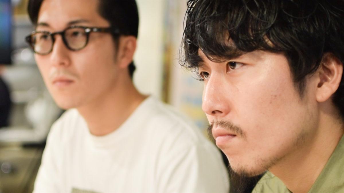 MUKUを手がける松田兄弟