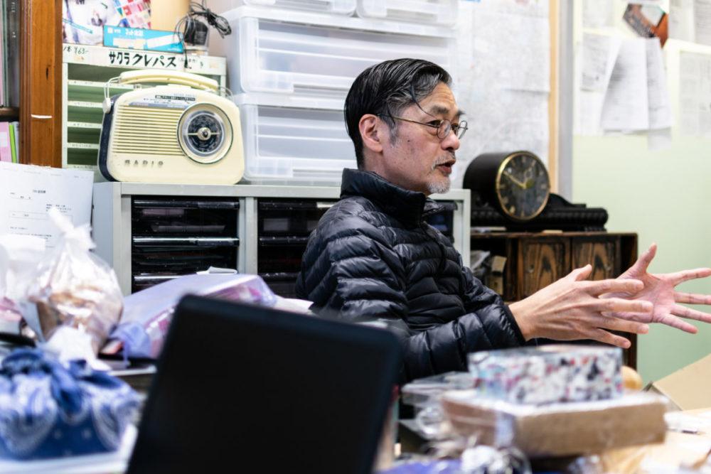 関根さんインタビュー後半の写真1