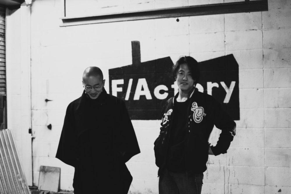 久保田徹さん團上祐志さんの対談はF/Actoryにて行われた