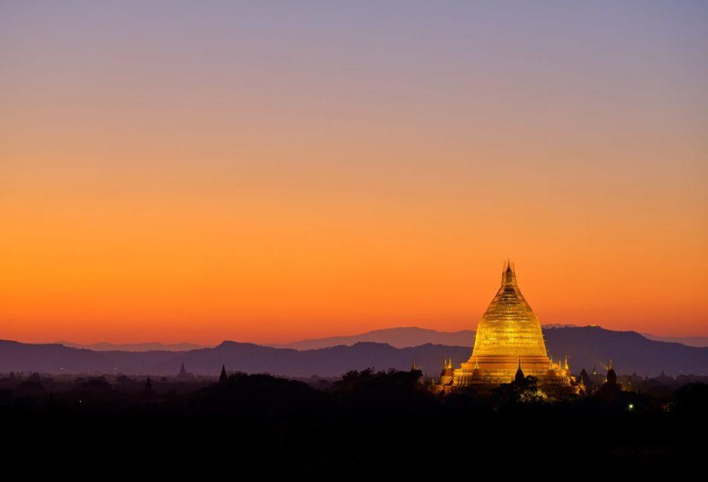 ミャンマーの風景その1