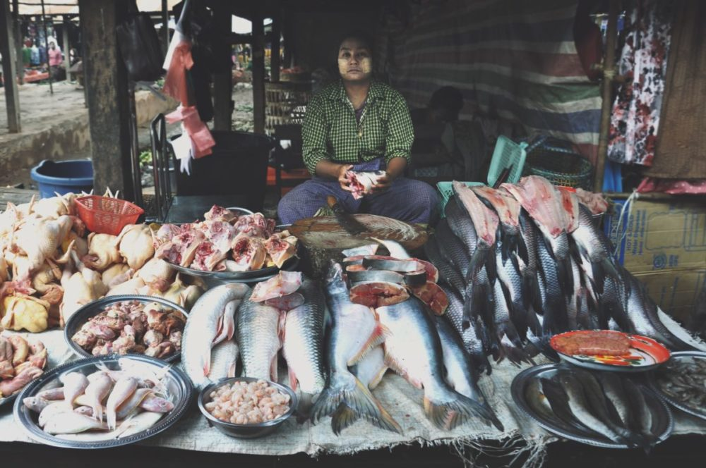 ミャンマーの風景その2