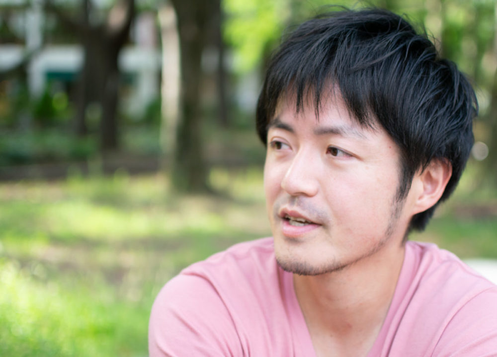 ジャーナリスト古田大輔さん