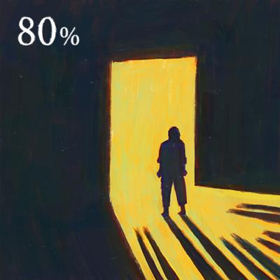 性的事件の被害にあった人が、捜査機関に届け出なかった割合