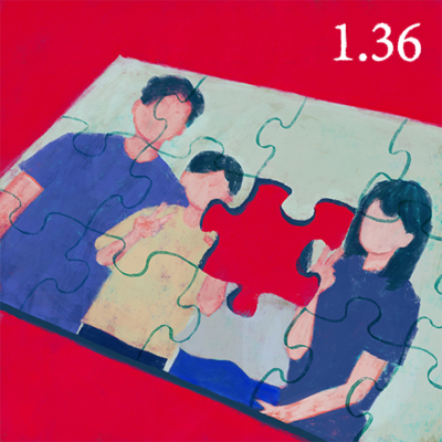 日本のジェンダーギャップ_合計特殊出生率が1.36