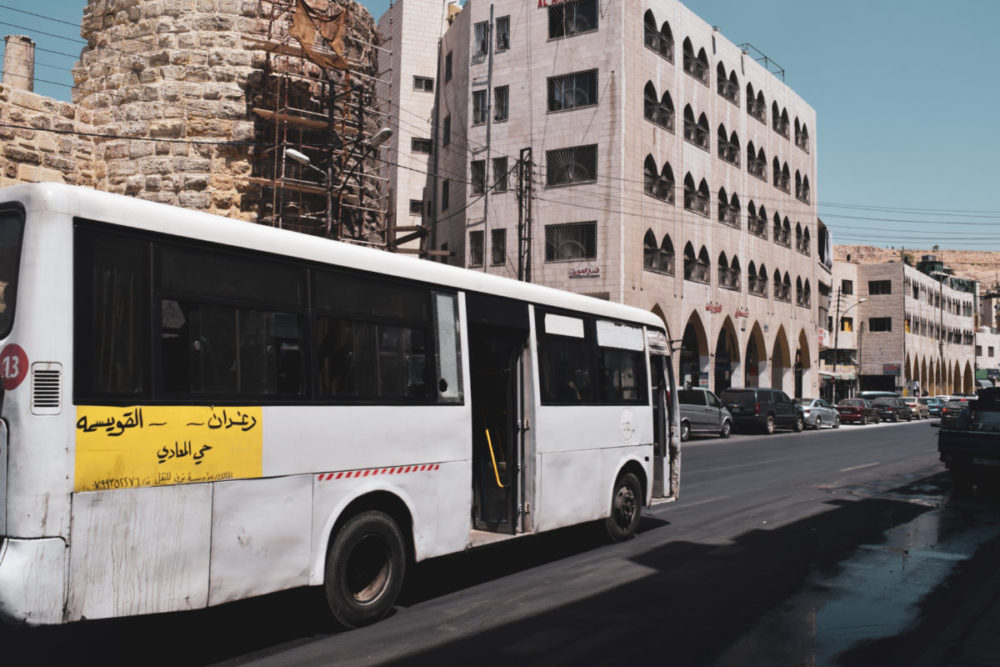 ヨルダンの街並みその2