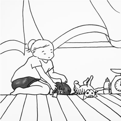 """""""おうち育ち""""な我が家の事情 vol.11 学校に行かない選択をした娘たちが挑んだ「ミルクボランティア」という仕事"""