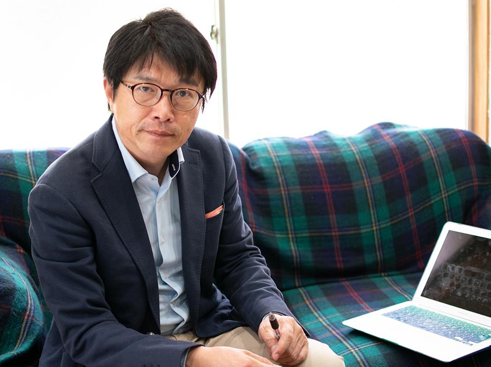 水ジャーナリストの橋本淳司さん