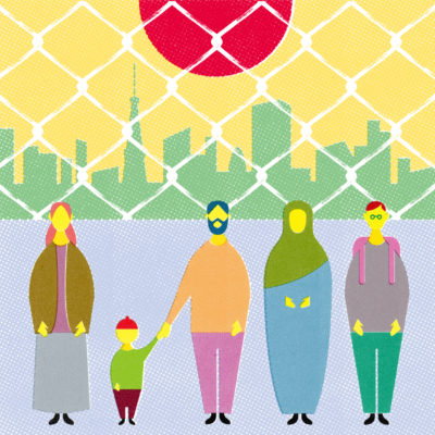 難民が絶望する、日本の難民認定制度メインビジュアル