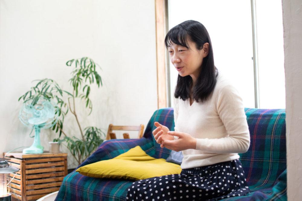 イラストレーターの須川まきこさん