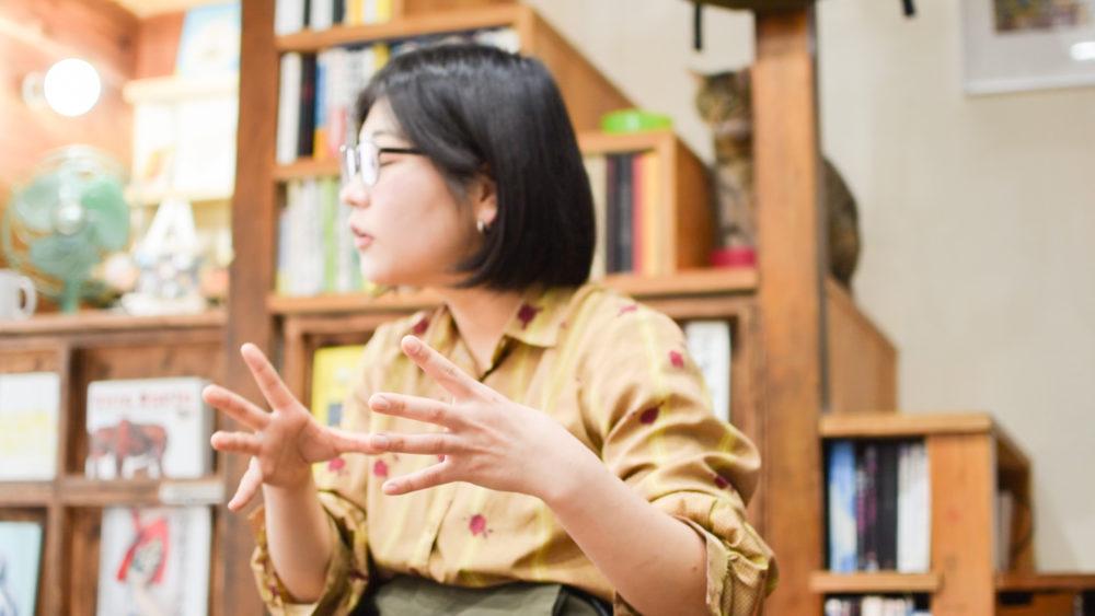 Speak Up Sophia(スピークアップソフィア)の蔵内靖恵さん