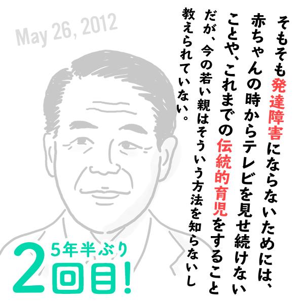 自民党・下村博文の失言(2012年5月26日)
