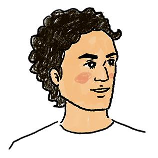 エクアドル人のイメージ