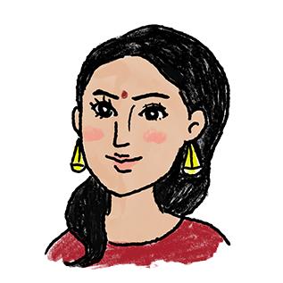 インド人のイメージ